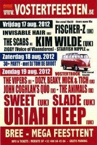 Kim Wilde - Festival Vostertfeesten - le 17/08/2012 dans Festivals vorstertfeesten-201x300