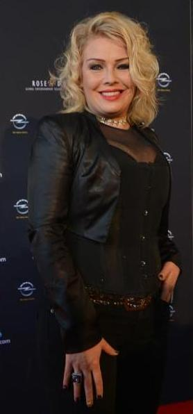 rosedor Kim Wilde - Rose d'Or - 10/05/2012 dans Divers